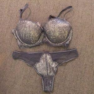 VS Bra and panty set